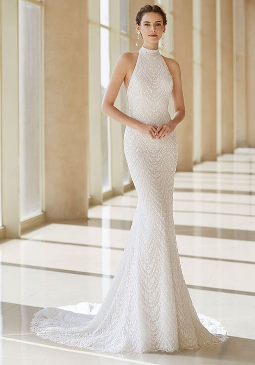 Rosa Clará Couture SELVA Mermaid Wedding Dress