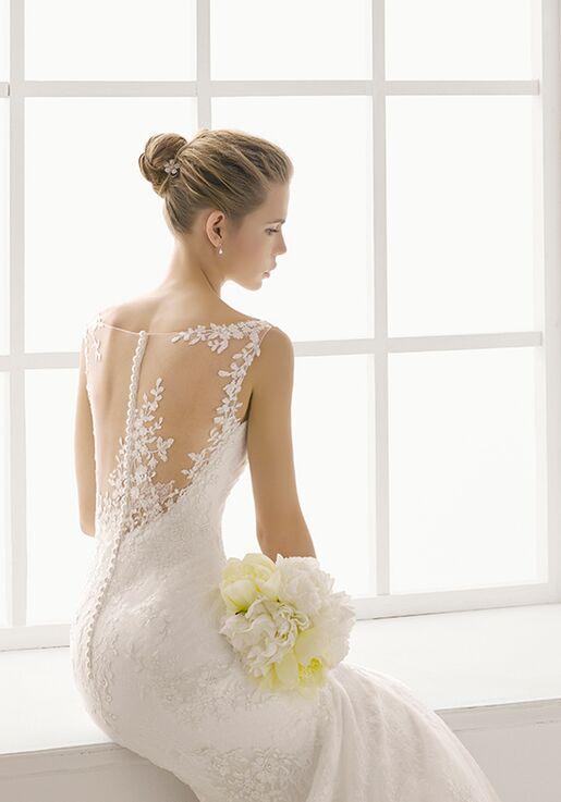 Adriana Alier Zac Mermaid Wedding Dress
