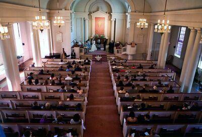 First Parish in Waltham