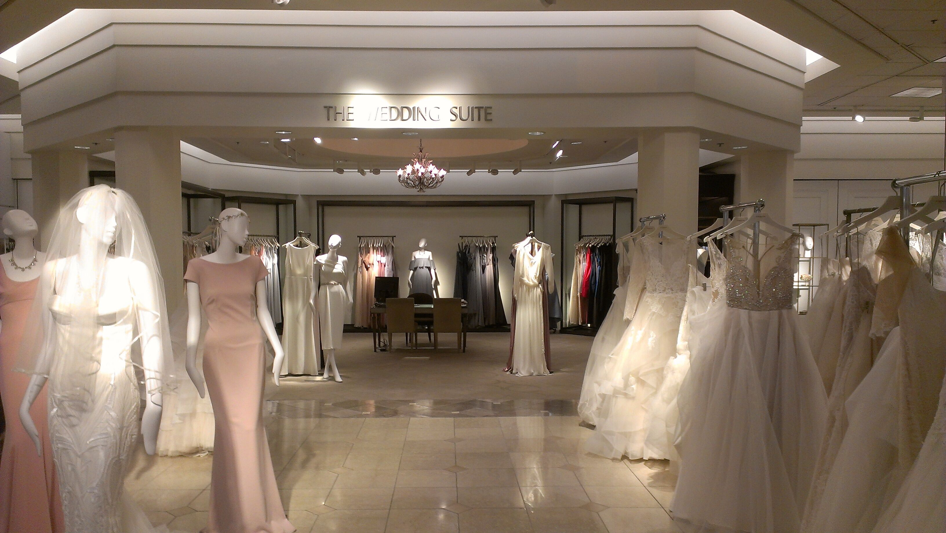 Nordstrom Wedding Suite - Paramus, NJ