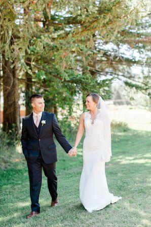 Rustic, Romantic Pacific Northwest Wedding