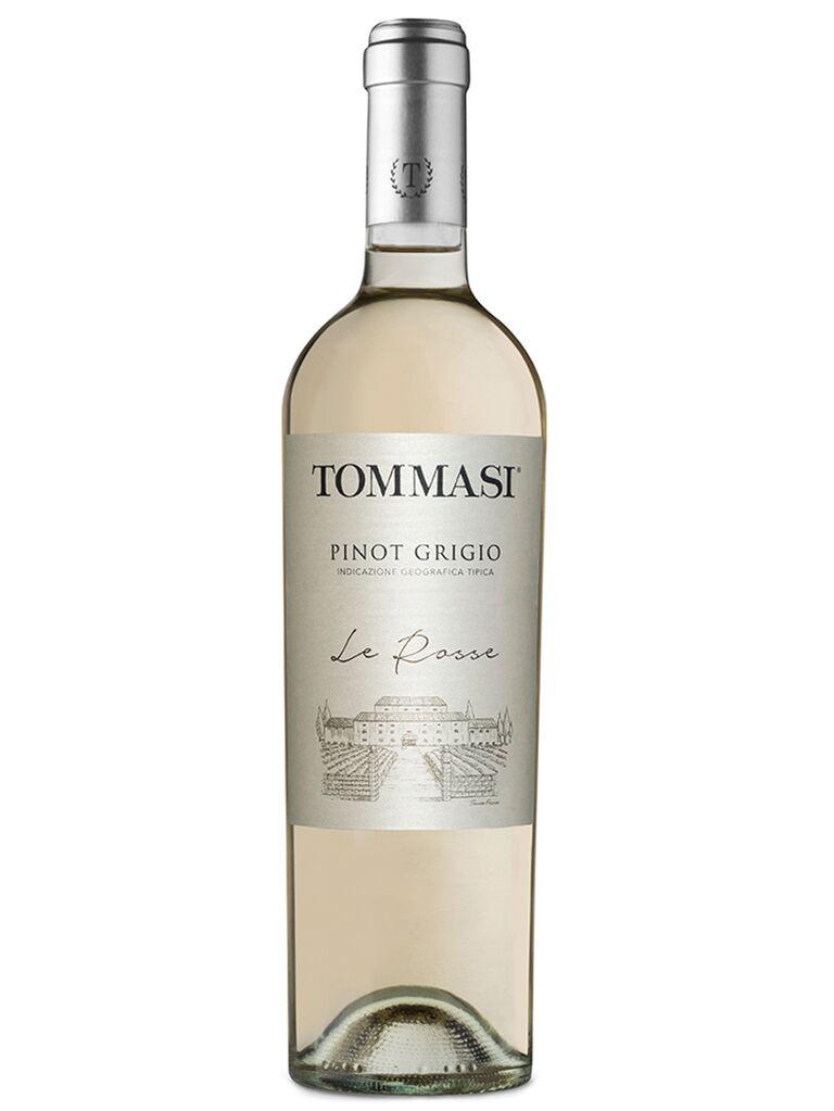 Tommasi Le Rosse pinot grigio, $17, Wine.com