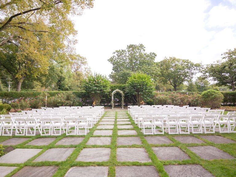 Wedding venue in Stony Brook, New York.