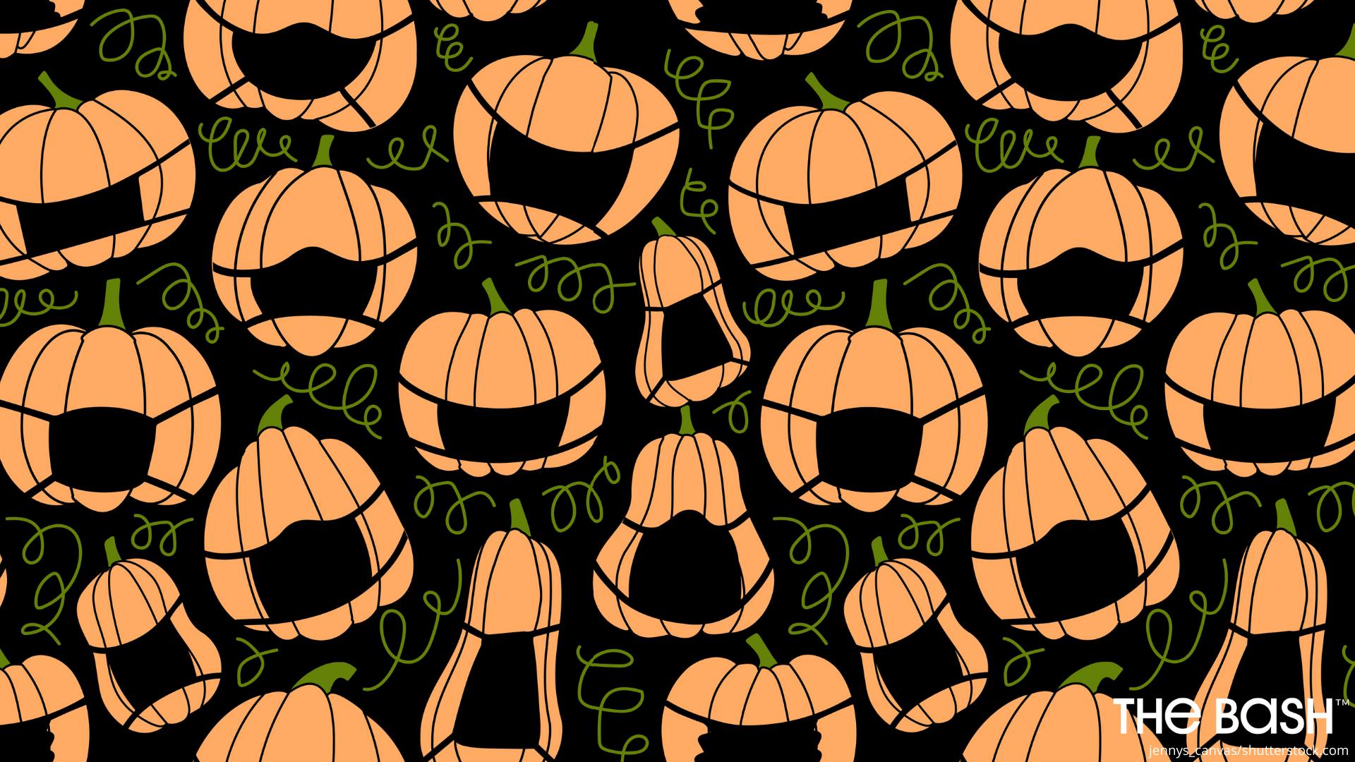 45 Halloween Zoom Backgrounds Free Download