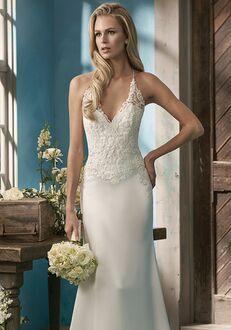 Jasmine Collection F191055 Sheath Wedding Dress