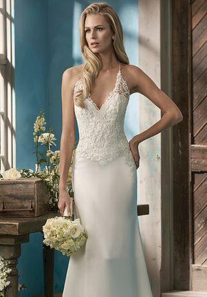 Jasmine Bridal F191055 Sheath Wedding Dress