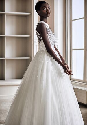 Viktor&Rolf Mariage BRODERIE ANGLAISE SPARKLE TULLE GOWN Ball Gown Wedding Dress