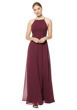 #LEVKOFF 7116 Halter Bridesmaid Dress