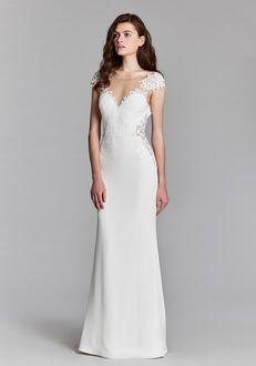 Jim Hjelm 8701 Sheath Wedding Dress