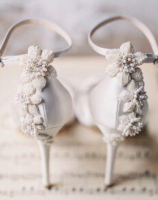 Bella Belle GARDENIA Ivory Shoe