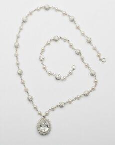 MEG Jewelry Kisa necklace Wedding Necklace photo