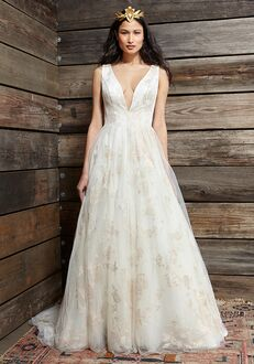 Ivy & Aster Cherry Blossom Ball Gown Wedding Dress
