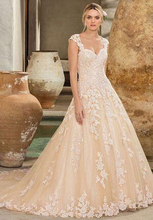 Casablanca Bridal Style 2289 Amber A-Line Wedding Dress