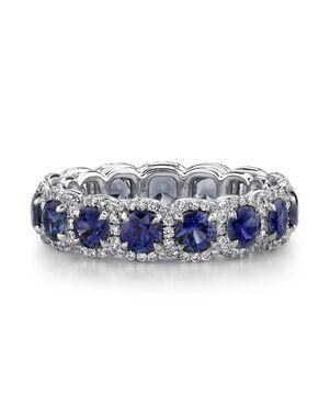Platinum Jewelry Omi Privé-R1613 Platinum Wedding Ring