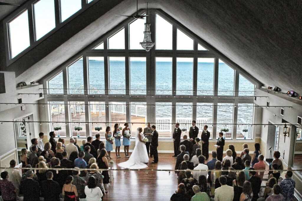 The Bay Gift Registry Wedding: Catering By Uptown - Celebrations At The Bay