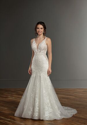 Martina Liana 1182 Mermaid Wedding Dress