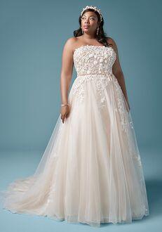 Maggie Sottero ZAREEN LYNETTE A-Line Wedding Dress