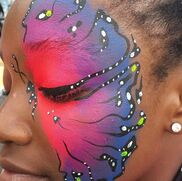 Arlington, TX Face Painting | Entertainment Crazy