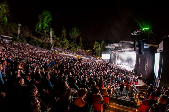 The Greek Theatre - Theater - Los Angeles, CA