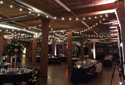 Wedding Lighting In Chicago Il The Knot