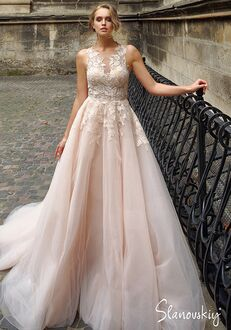 DevotionDresses donna A-Line Wedding Dress