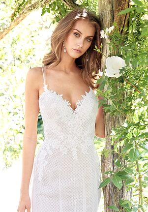 Ti Adora by Allison Webb 7759 Mermaid Wedding Dress
