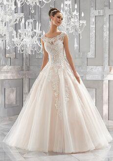 Morilee by Madeline Gardner/Blu Massima | Style 5573 Ball Gown Wedding Dress