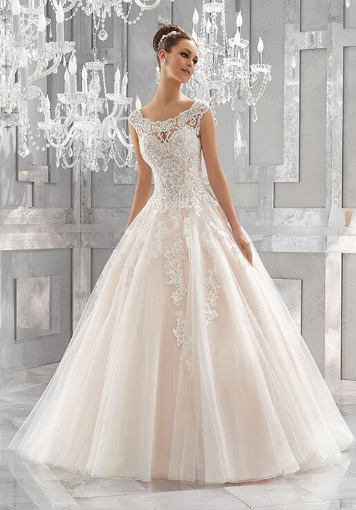 Morilee by Madeline Gardner/Blu Massima | Style 5573 Ball Gown Wedding Dress