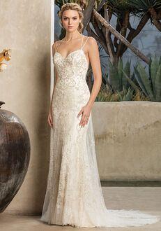 Casablanca Bridal Style 2295 Jade Sheath Wedding Dress
