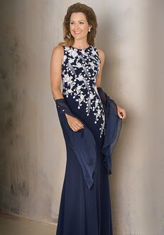 Jade Couture Mother of the Bride by Jasmine K208002 Blue Mother Of The Bride Dress