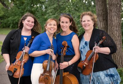Ovation String Quartet - Best of Weddings 2018 and 2019