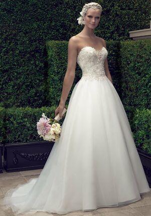 Casablanca Bridal 2191 A-Line Wedding Dress