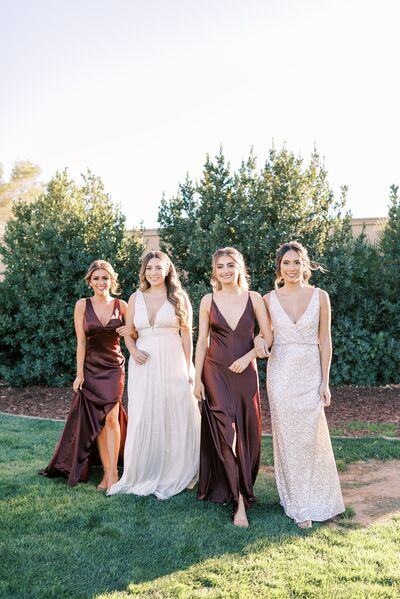 Bella Bridesmaid Las Vegas