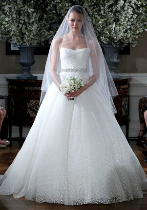 Romona Keveza Collection RK300 Ball Gown Wedding Dress