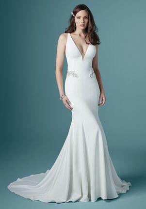 Maggie Sottero FAITH Sheath Wedding Dress