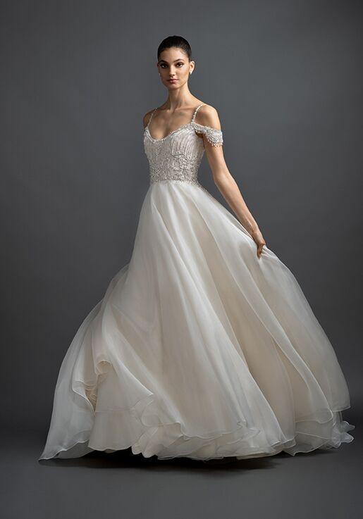 67b7a726d7b6 Lazaro Juliet/3907 Wedding Dress   The Knot