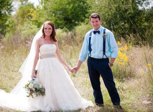 Joshua Saxon (25 and a Staff Sergeant in the US Army) and Sara Saxon (22 and a registered nurse) met through a mutual friend on a night out. They clic