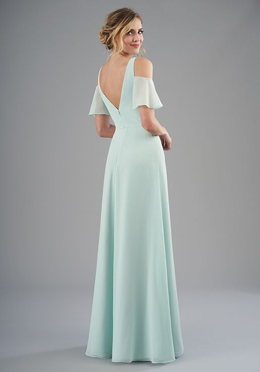 B2 Bridesmaids by Jasmine B203052 V-Neck Bridesmaid Dress