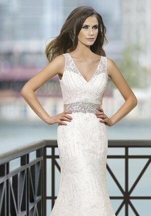 Jasmine Couture T162018 Mermaid Wedding Dress