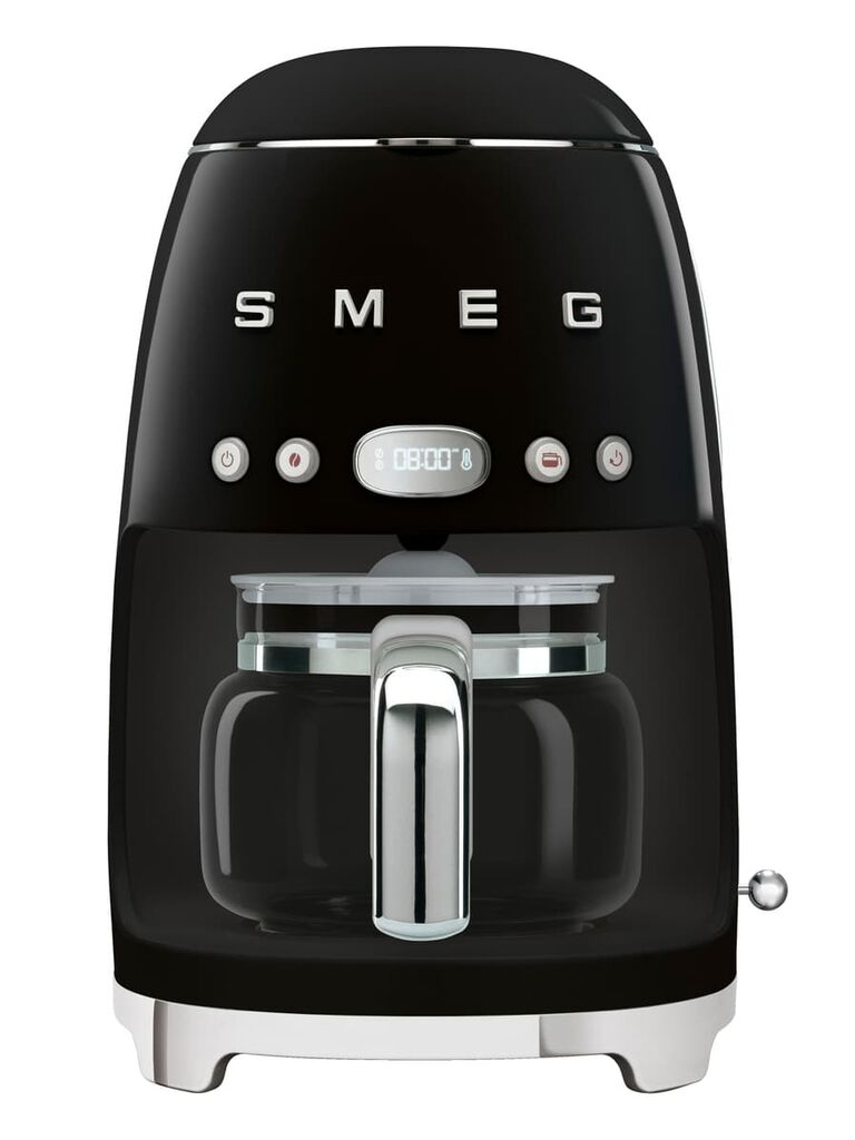 Smeg coffee maker sixth anniversary gift for them