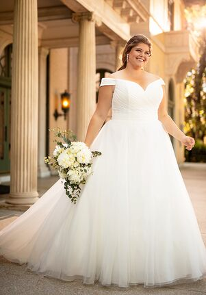 Stella York 6901+ A-Line Wedding Dress