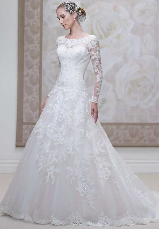 James Clifford Collection J11455 Wedding Dress - The Knot