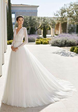 Rosa Clará Couture SAVANA A-Line Wedding Dress