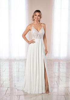Stella York 7039 A-Line Wedding Dress