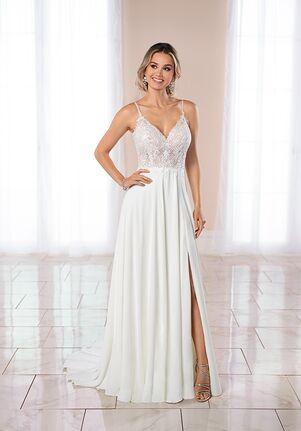 Stella York 7039 A-Line Wedding Dress