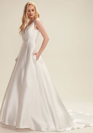 Avery Austin Maya A-Line Wedding Dress