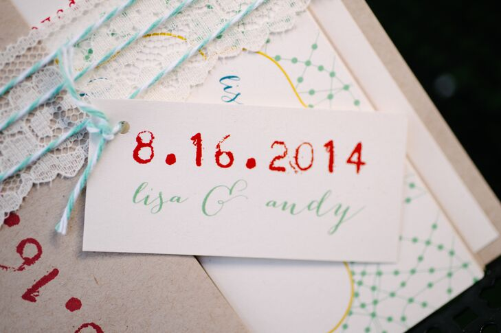Wedding Date on Creatively Designed Invitations