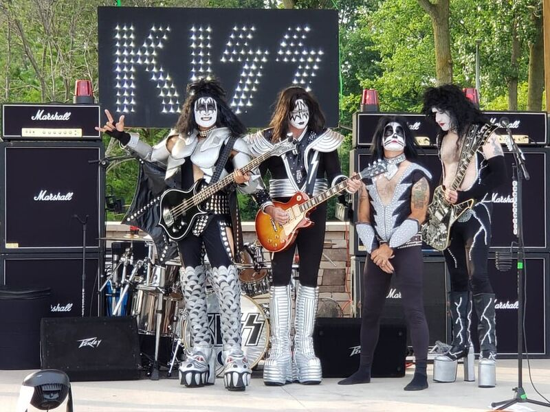 Detroit Rock City Kiss Tribute Show - Kiss Tribute Band - Auburn Hills, MI
