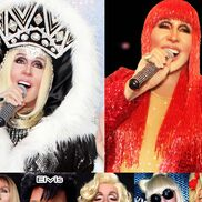 New York City, NY Cher Impersonator | Devon Cass LIVE singing Cher, Joan Rivers, Gaga.