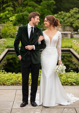 Essense of Australia D3029 Wedding Dress
